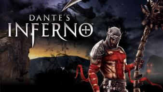 Video games dantes inferno wallpaper