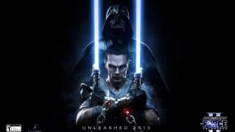 Video games star wars force unleashed wallpaper