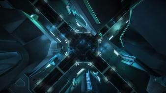 Video games tron: evolution wallpaper