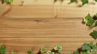 Wood tables textures ivy board Wallpaper