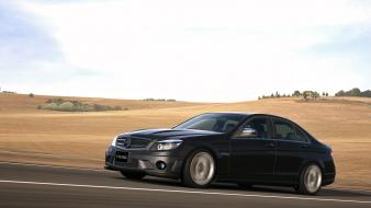 5 playstation 3 mercedes benz c63 amg wallpaper