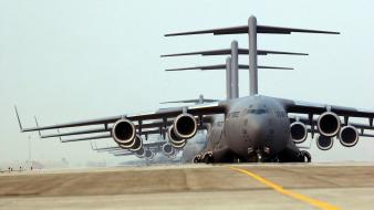Aircraft military c-17 globemaster wallpaper