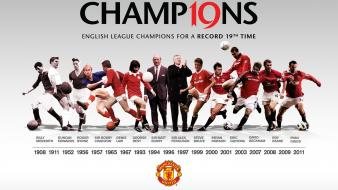Alex ferguson manchester united football teams legend wallpaper