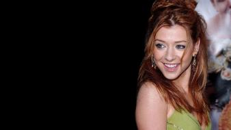 Alyson hannigan redheads actress Wallpaper