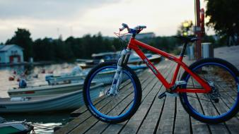 Bicycles voodoo zumbi wallpaper