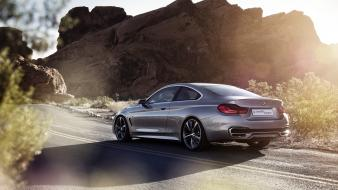 Bmw cars vehicles concept 4 series coupe wallpaper