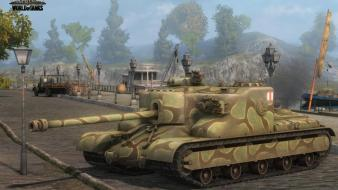 Britain tanks world of tortoise screens image Wallpaper
