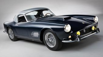California spyder ferrari 250 gt lwb 1957 wallpaper