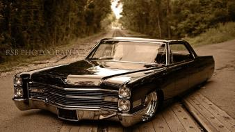 Cars cadillac black wallpaper