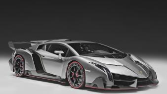 Cars lamborghini front angle view veneno Wallpaper