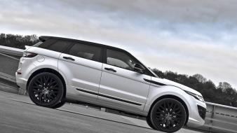 Cars land rover range evoque a kahn design wallpaper