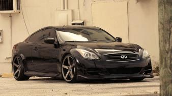 Cars outdoors vehicles infinity g37 s wallpaper
