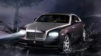 Cars rolls royce wraith 2014 wallpaper