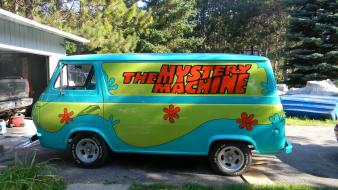 Cars scooby doo vans machines mystery wallpaper