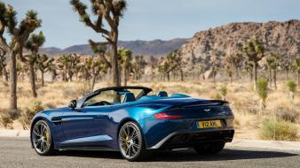 Cars static 2014 aston martin vanquish Wallpaper
