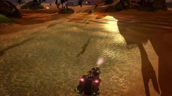 Chopper trailer mmo gameplay firefall red 5 wallpaper