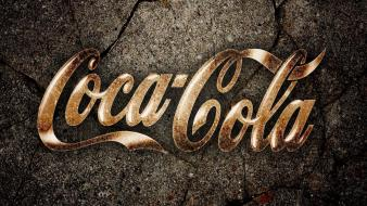 Coca-cola coke brands logos soft drinks wallpaper