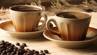 Coffee food people wallpaper