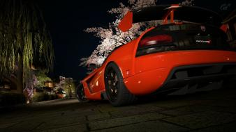 Gran turismo 5 dodge viper srt-10 acr wallpaper
