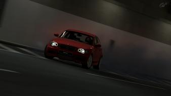 Gran turismo 5 playstation 3 bmw 135i wallpaper