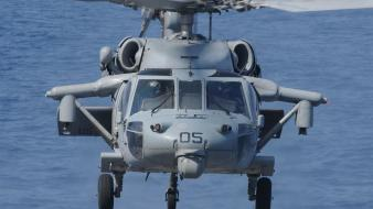 Helicopters us navy hover mh-60s knighthawk wallpaper