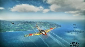 Kawasaki war thunder world of planes wallpaper