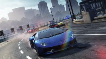 Lamborghini aventador need for speed most wanted Wallpaper