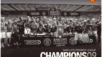 Manchester united premier league football teams legend wallpaper