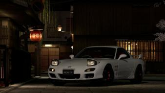 Mazda rx-7 gran turismo 5 playstation 3 wallpaper