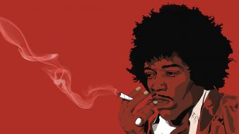 Men jimi hendrix cigarettes stoner wallpaper