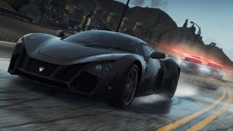 Need for speed most wanted marussia b2 Wallpaper