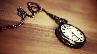 Pocket watch chains watches time timepieces wallpaper
