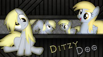 Pony: friendship is ditzy doo meteors equestria wallpaper