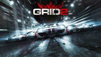 Race driver grid game 2 wallpaper