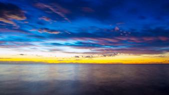 Seascapes multiscreen Wallpaper
