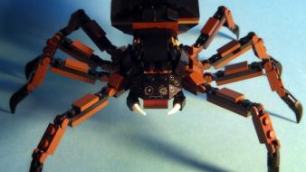 Spiders shelob attack lego the lord of rings wallpaper