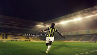 Sports football player moussa sow wallpaper