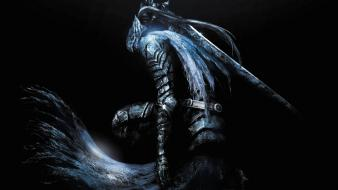 Swords souls armour artorias the abysswalker fighter wallpaper