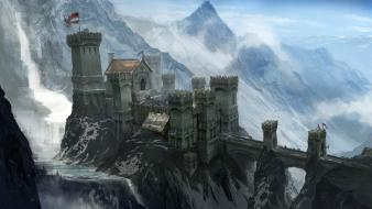Video games concept art dragon age 3 wallpaper