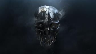 Video games masks dishonored wallpaper