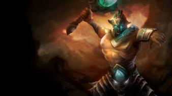 Video games tryndamere wallpaper