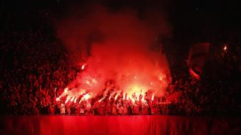 Yen torch football team ultras galatasaray fans wallpaper