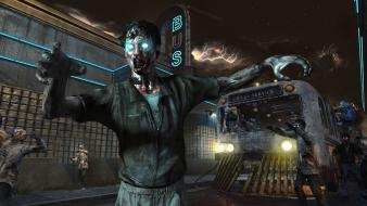 Zombies call of duty: black ops 2 wallpaper