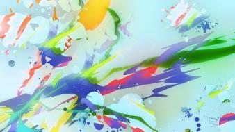 Abstract artistic beatiful wallpaper
