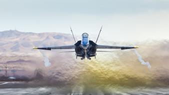 Aircraft military blue angels f-18 hornet wallpaper