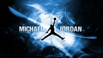 Blue michael jordan wallpaper