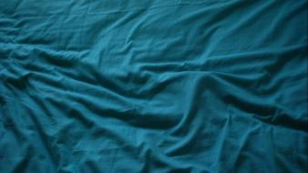 Blue textures cloths fabrics material wallpaper