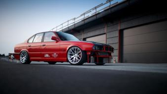 Bmw chen e34 gatebil larry wallpaper