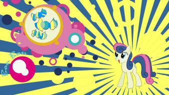 Bon my little pony: friendship is magic wallpaper