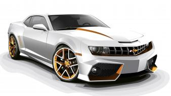 Cars chevrolet camaro image Wallpaper
